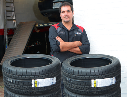 Tire Replacement and Repair Hamilton